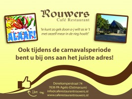 Café-Restaurant Rouwers