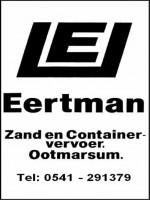 Eertman Zand en Container vervoer