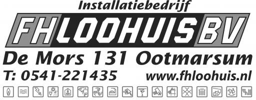 Installatiebedrijf FH Loohuis