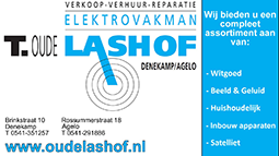 Elektrovakman T. Oude Lashof