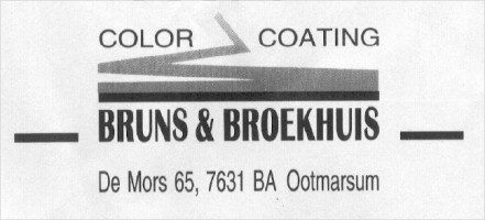 Bruns & Broekhuis Color en Coating