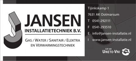 Jansen Installatietechniek B.V.