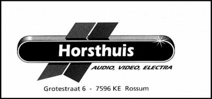 Horsthuis Rossum