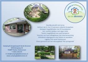 Camping & Bungalowpark Bij De Bronnen