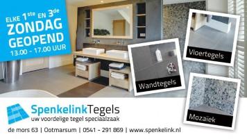 Johan Spenkelink Tegels